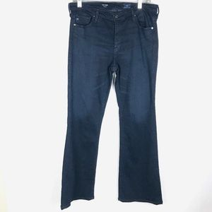 AG Adriano Goldschmied Stretch Flare Jeans
